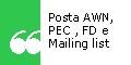 Posta AWN PEC e Firma Digitale