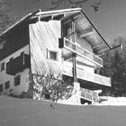 Casa Menardi a Cortina d'Ampezzo, 1947-48; Foto: archivio StudioGellner