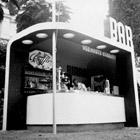 Bar Cinzano, Abbazia, 1937; Foto: archivio StudioGellner