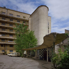 Student Housing, Textile Institute, 8/9 Ordzhonikidze Street, Ivan Nikolaev
